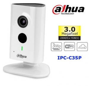 Bộ camera IP Dahua IPC-C35P